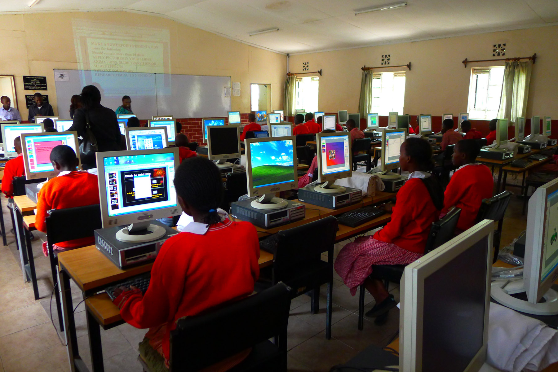 Tips for Successful ICT Integration; Schools and Content Developers
