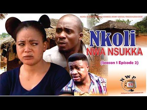 NKOLI NWA NSUKKA AND IGBO NOLLYWOOD FILMS