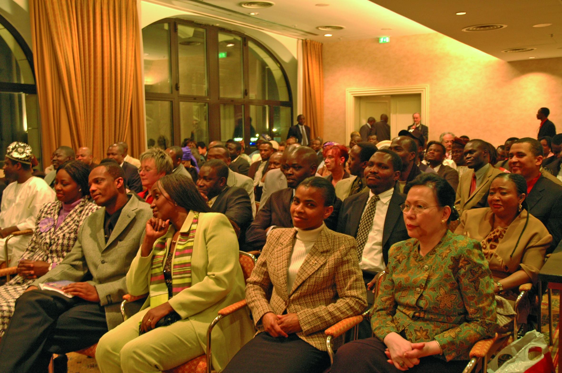 270 Nigerian experts in diaspora seek opportunities at SNEPCo summit