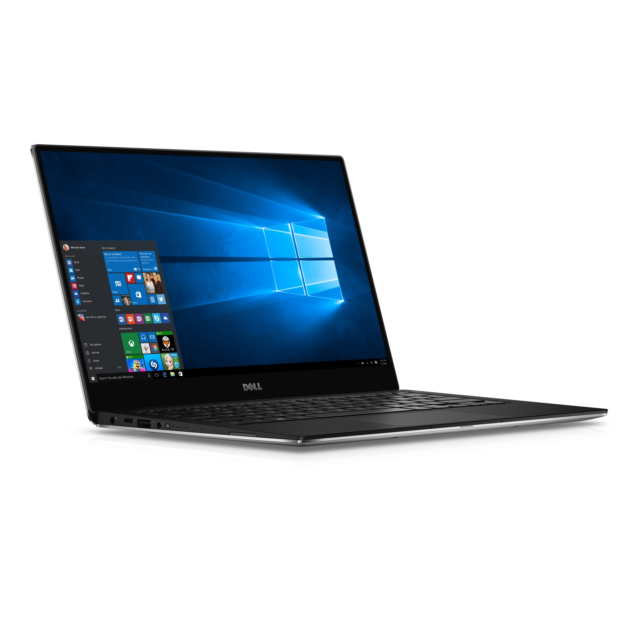 The Dell XPS 13 gets an interior redesign