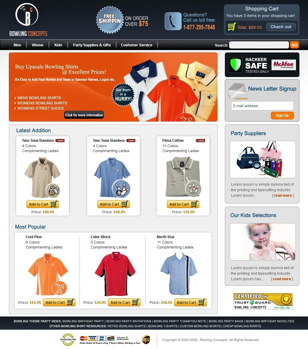 How to create a profitable ecommerce website