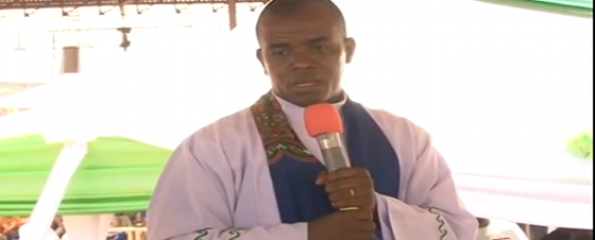 Biafra: Mbaka gives condition to support protest