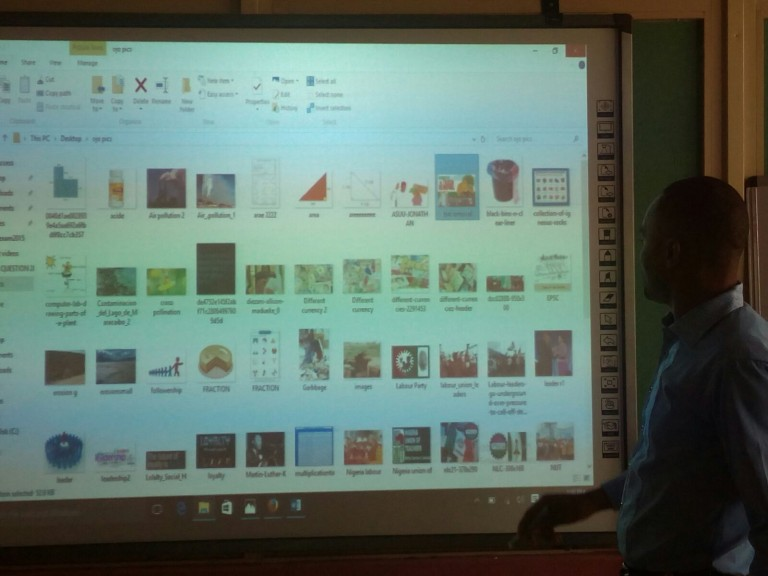 LEAD Interactive Whiteboard Reviewed