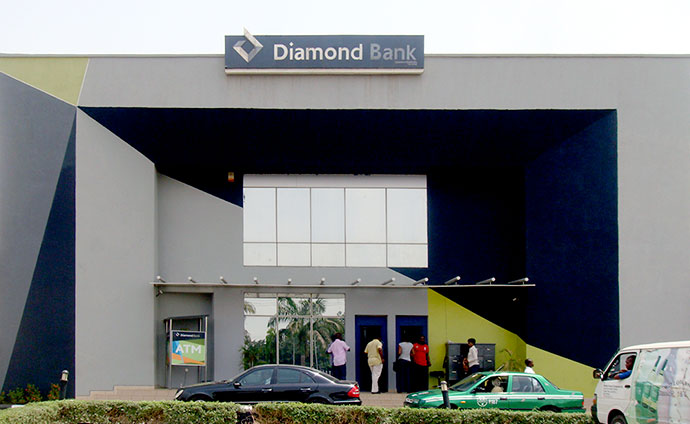 Diamond Bank emerge best SME Bank in W'Africa