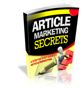 Article Marketing Secrets For Small Businesses