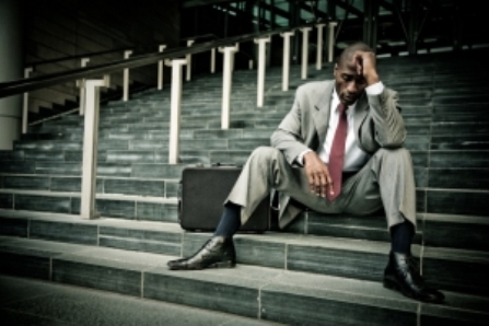 What will you do when you get a sudden job termination letter?